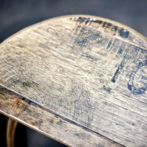 Bourbon Barrel Barstools