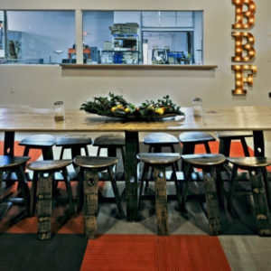 10′ Dining Table