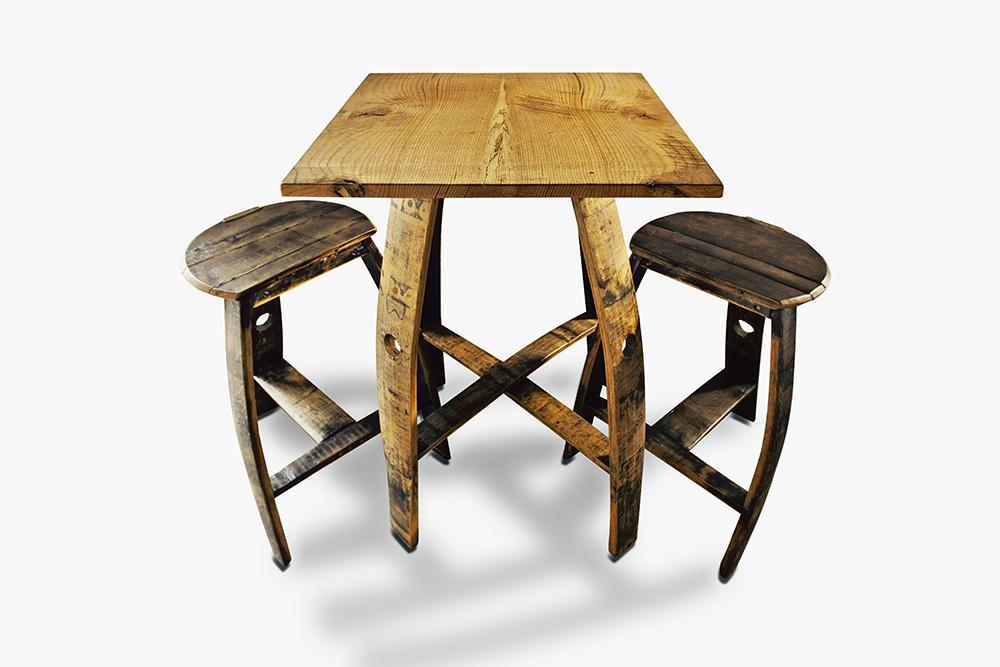 About Bourbon Barrel Furniture, Bourbon Barrel Furniture